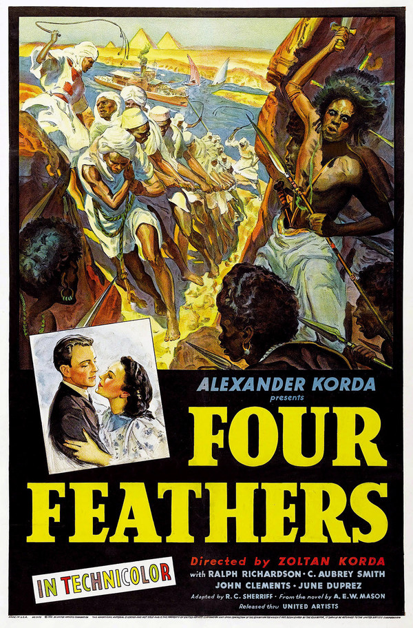 The Four Feathers online