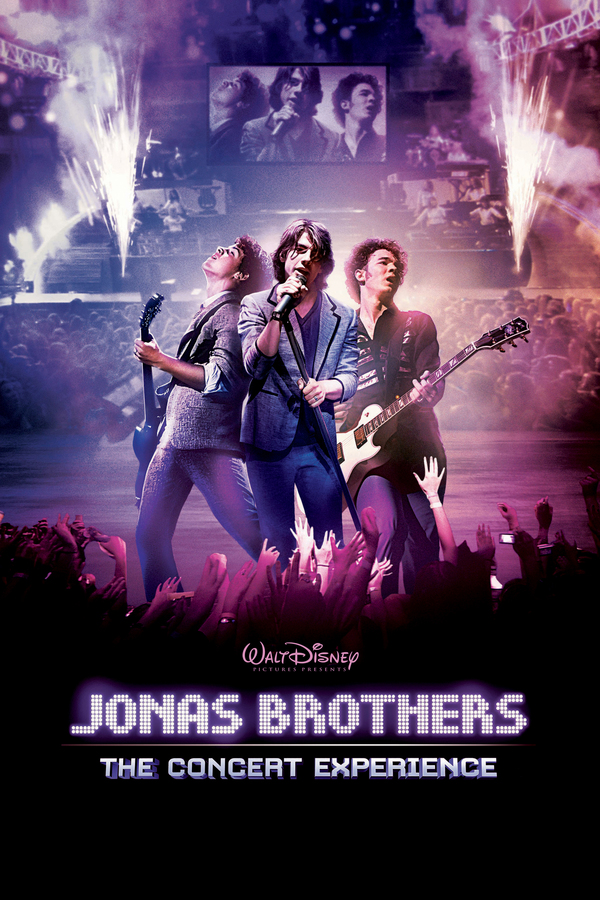 Jonas Brothers: The Concert Experience online