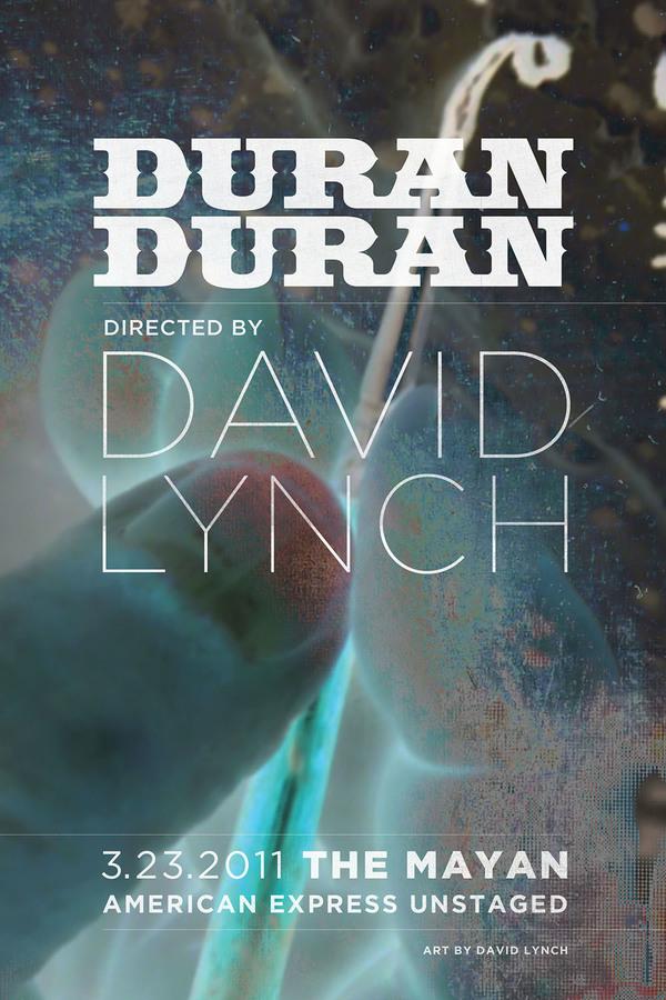 Duran Duran: Unstaged online