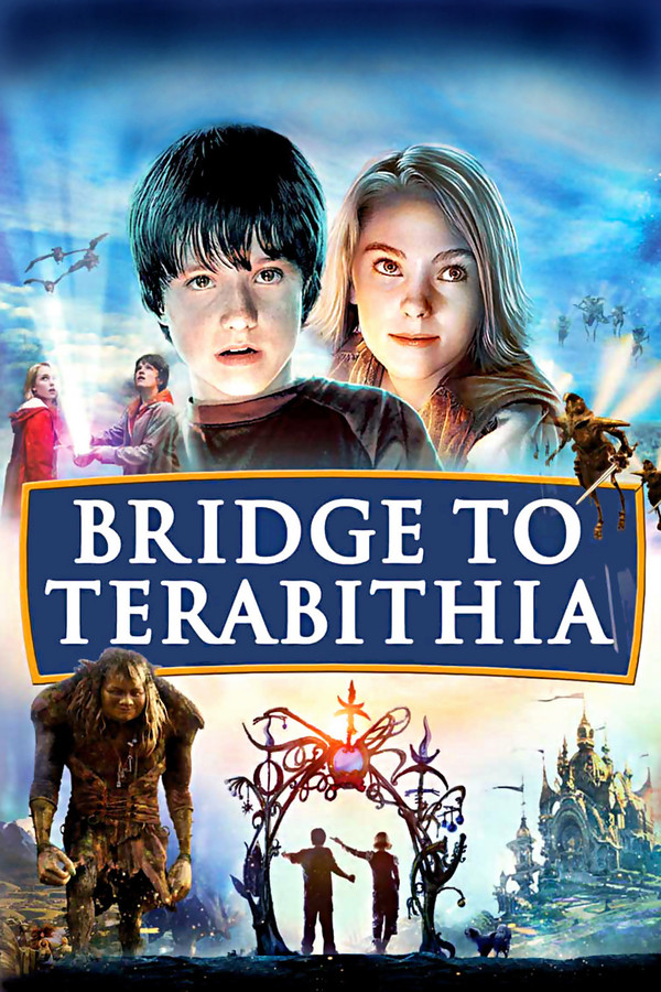 Most do země Terabithia online