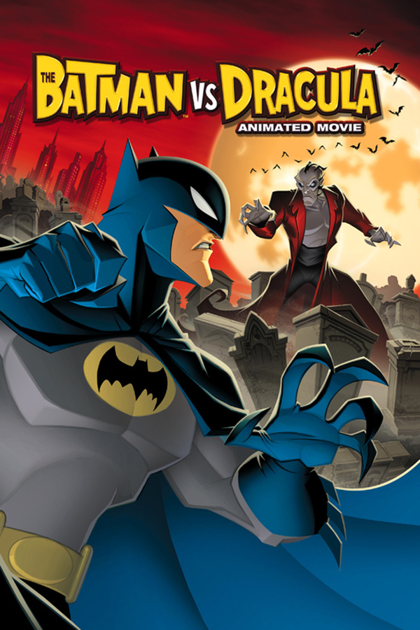 The Batman vs. Dracula online
