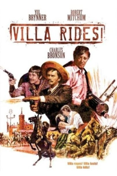 Villa Rides online