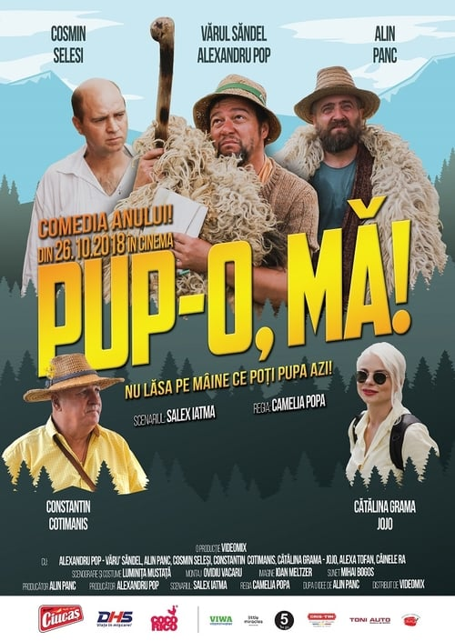 Pup-o, ma! online