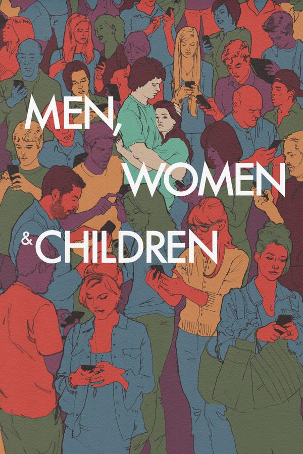 Muži, ženy a děti online
