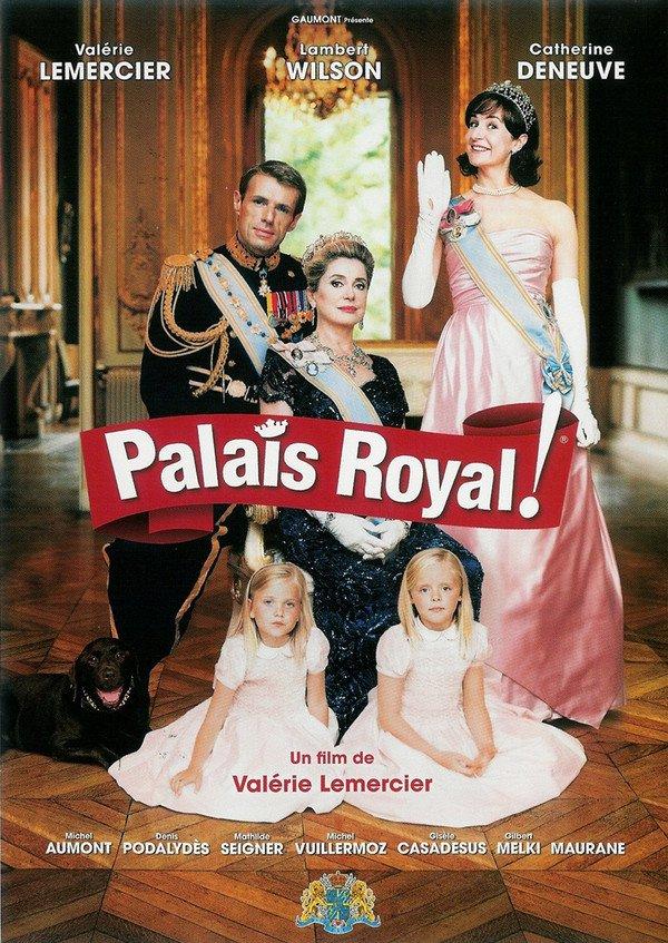 Taková normální královská rodinka online