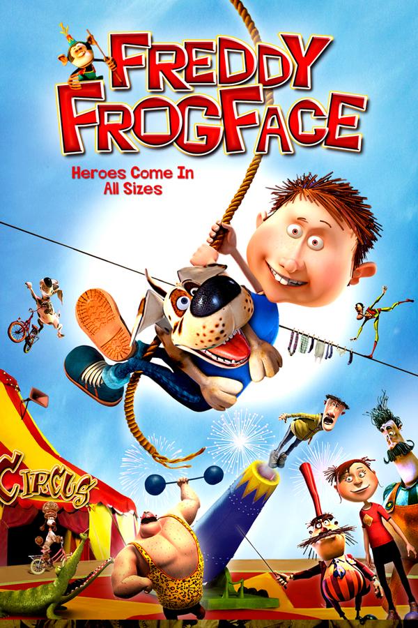 Freddy Frogface online