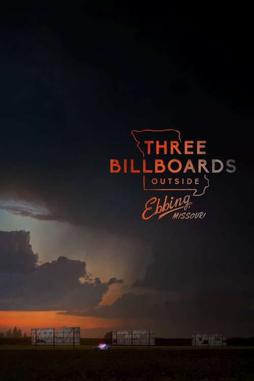 Tři billboardy kousek za Ebbingem online