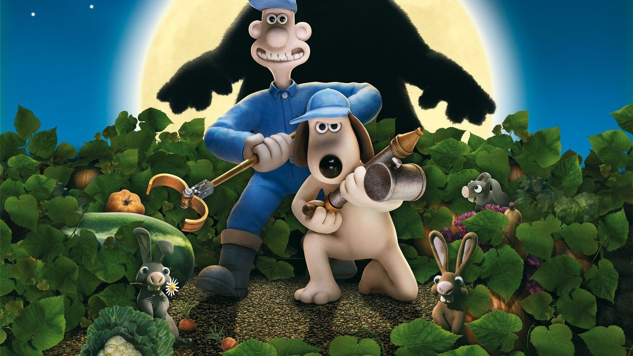 Wallace & Gromit: Prokletí králíkodlaka online