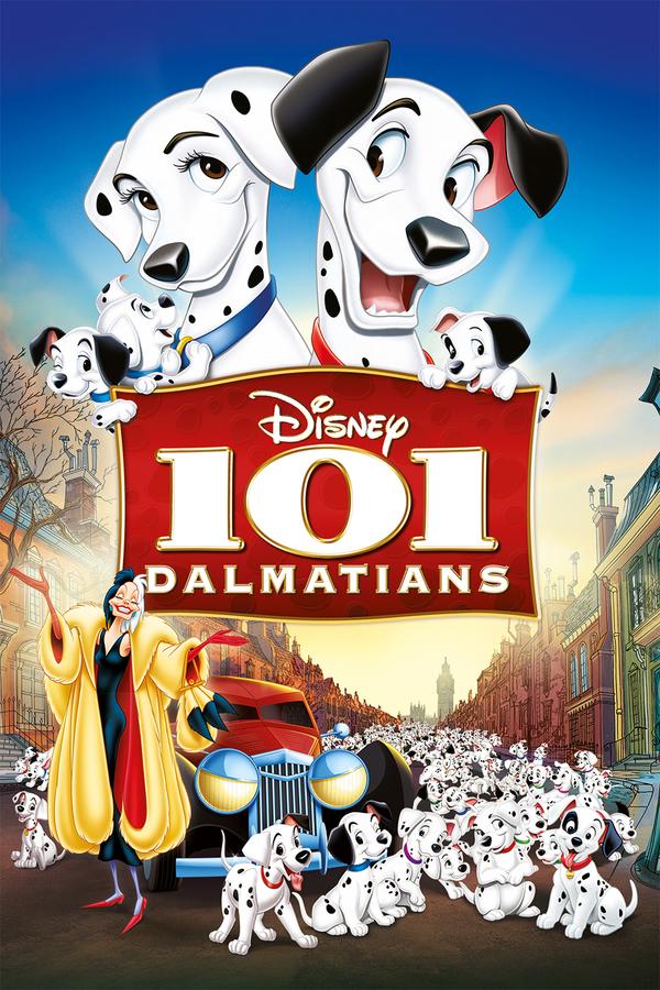 101 Dalmatinů online