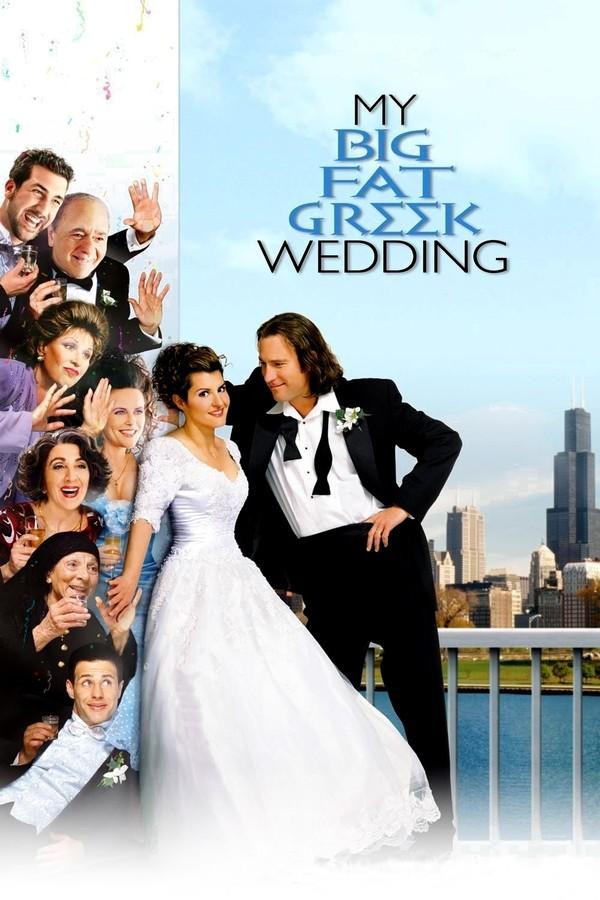Moje tlustá řecká svatba online