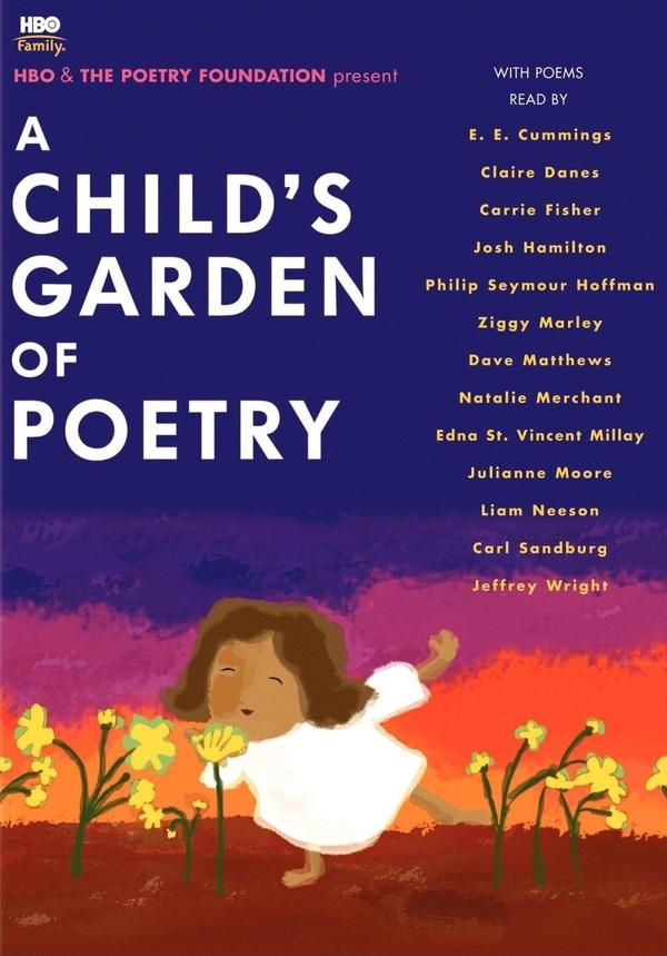 Dětská zahrada poezie online