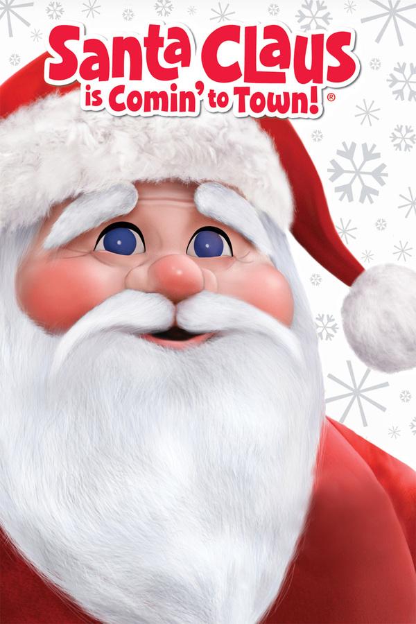 Městem chodí Santa Claus online