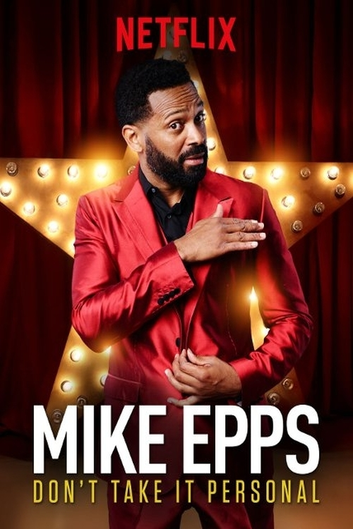 Mike Epps: Don't Take It Personal online