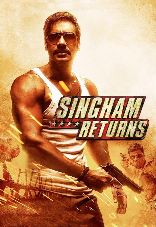 Singham Returns online