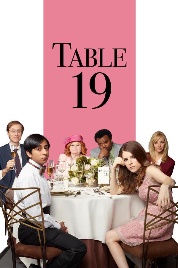 Stůl číslo 19 online