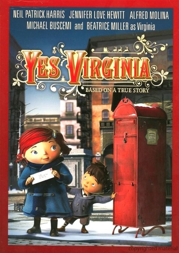 Yes Virginia: The Film online