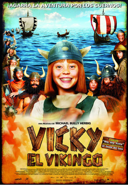 Vicky the Viking online
