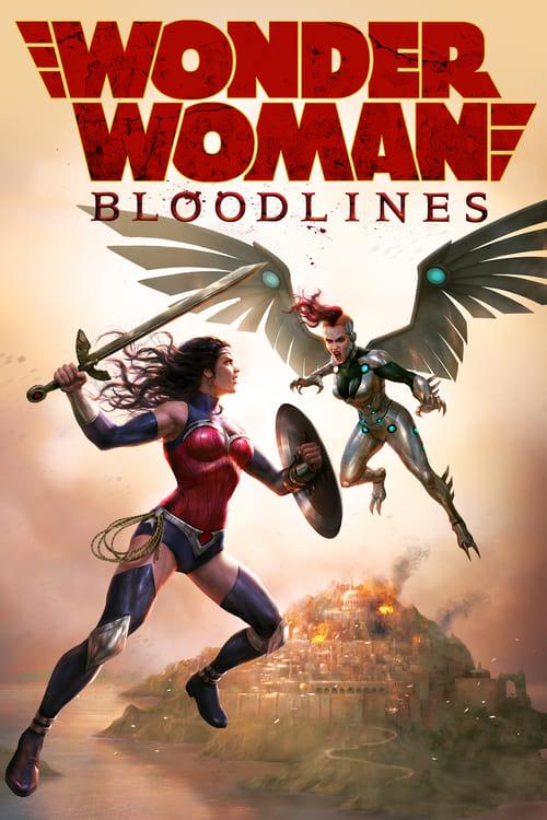 Wonder Woman: Bloodlines online