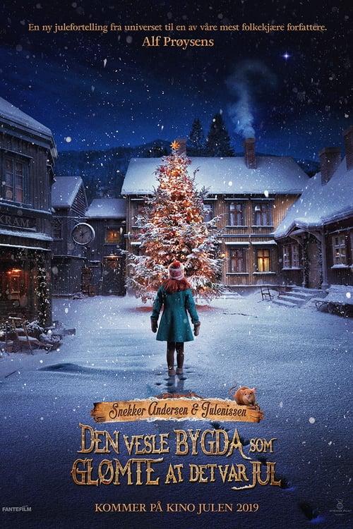 Snekker Andersen og Julenissen - Den vesle bygda som glomte at det var jul online