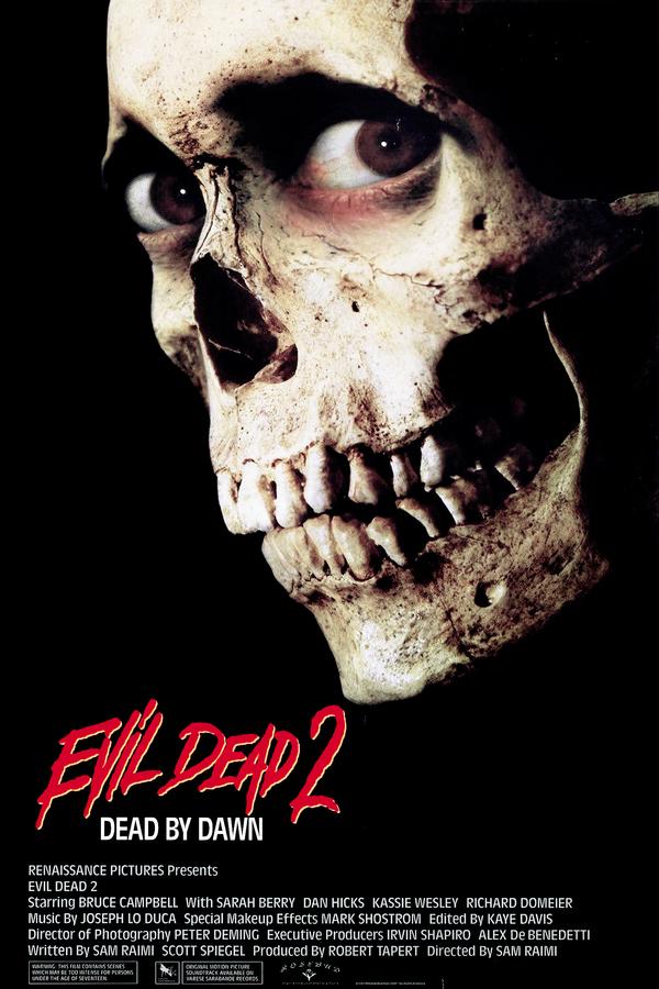 Smrtelné zlo 2 online