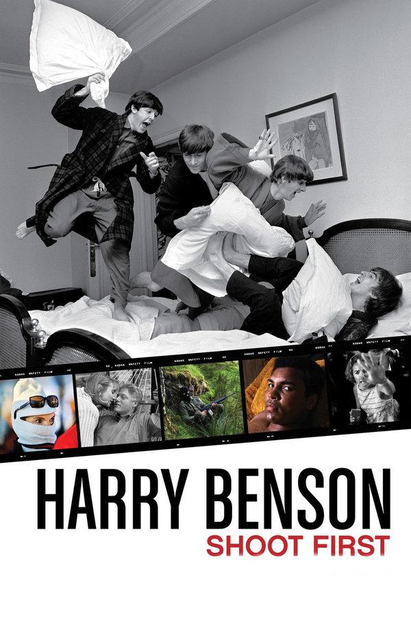Harry Benson: Shoot First online