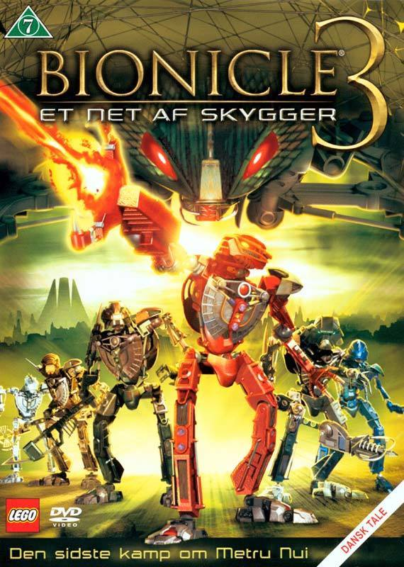 Bionicle 3: Web of Shadows online