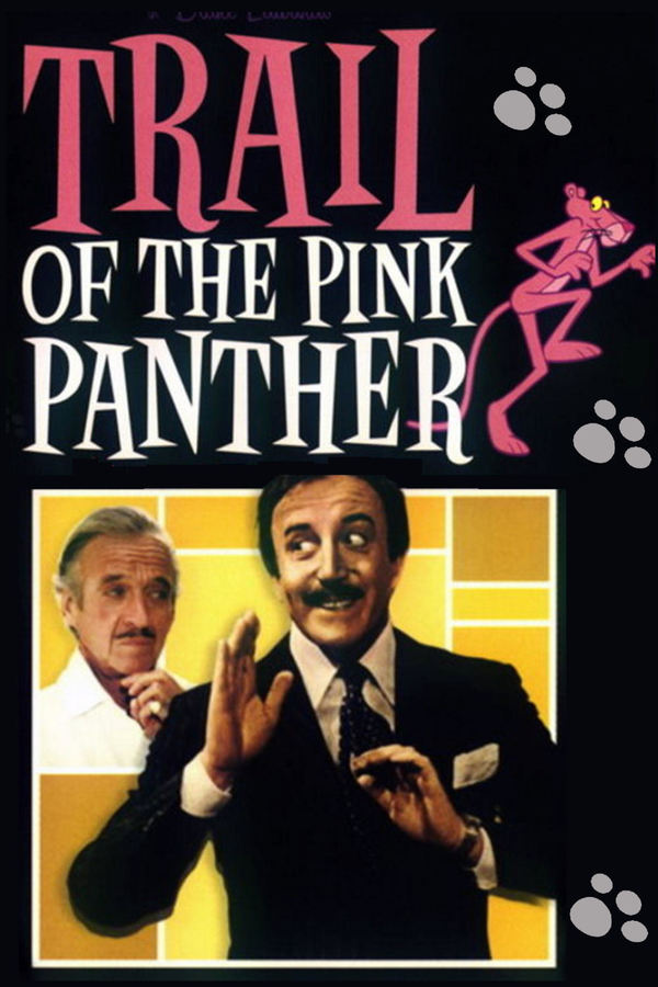 Stopa Růžového pantera online