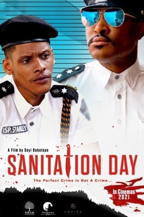 Sanitation Day online