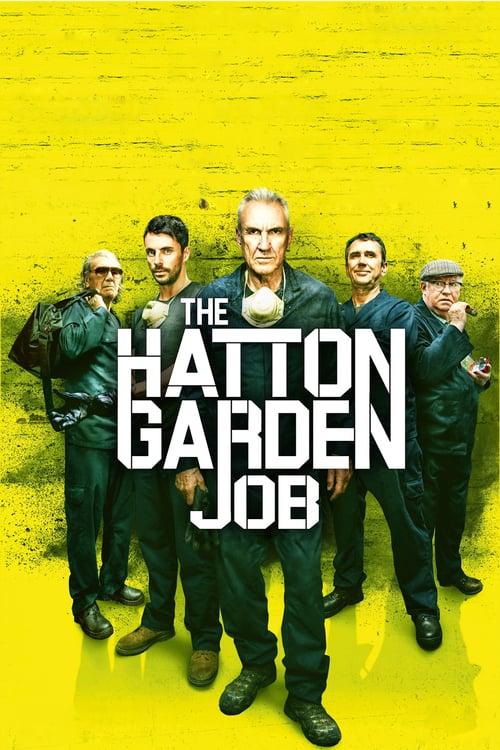 The Hatton Garden Job online