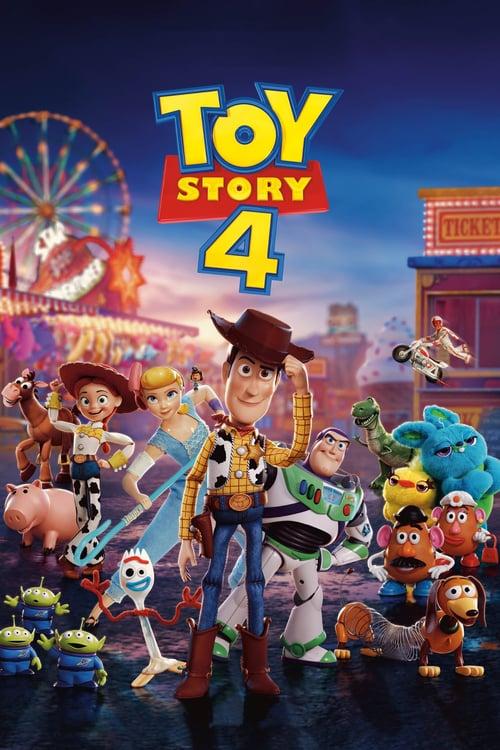 Toy Story 4: Příběh hraček online