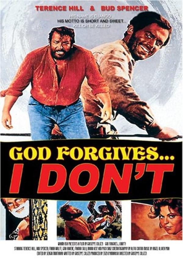 Bůh odpouští, já ne! online