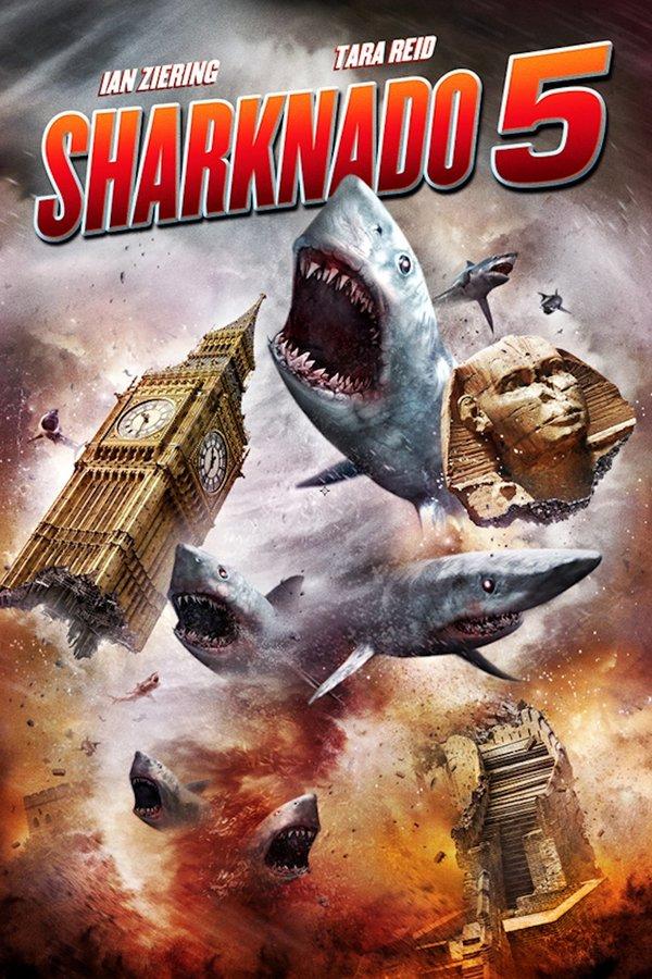 Žraločí tornádo 5 online