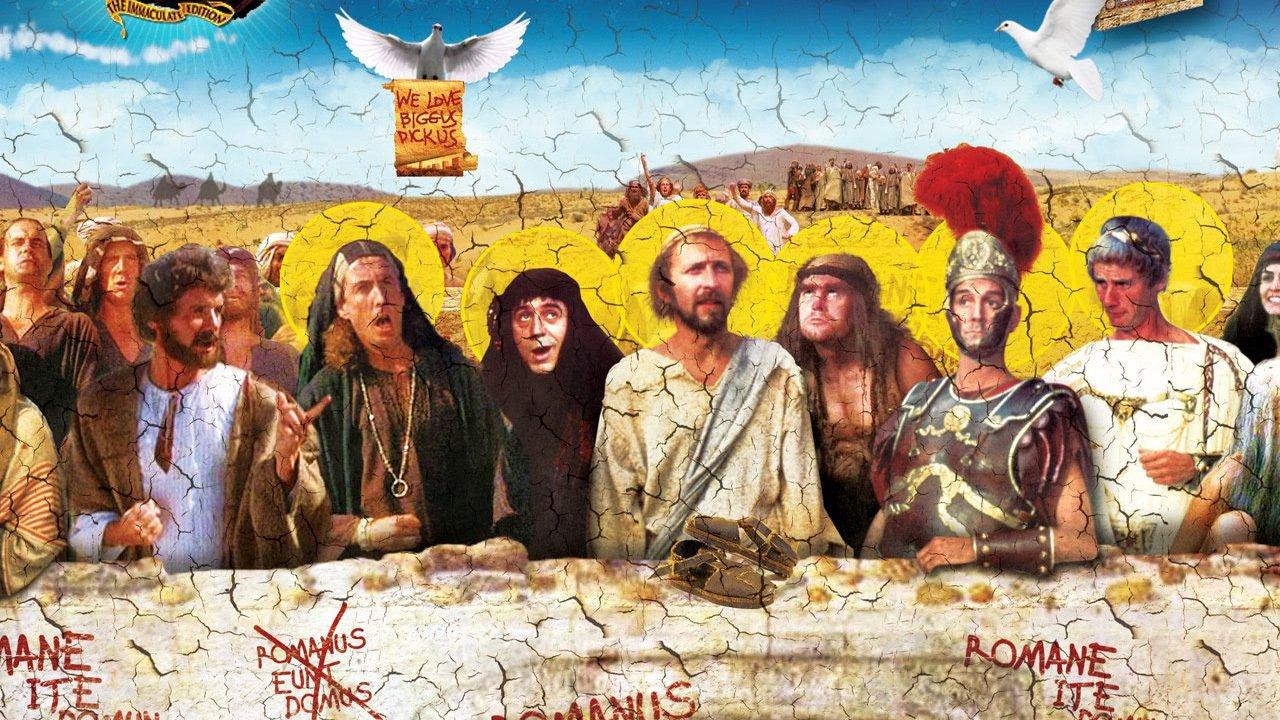 Kompletní tvorba Monty Python je na Netflixu!