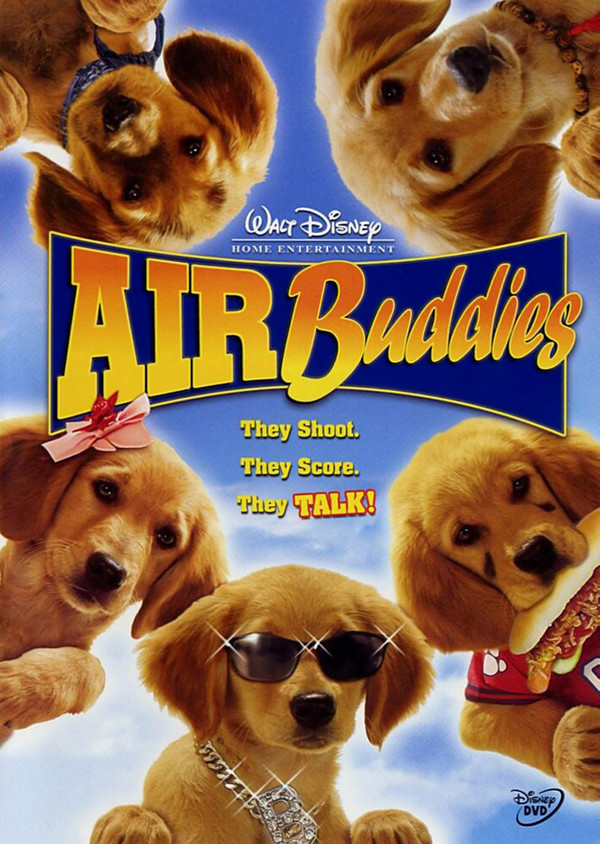 Air Buddies - Štěňata online