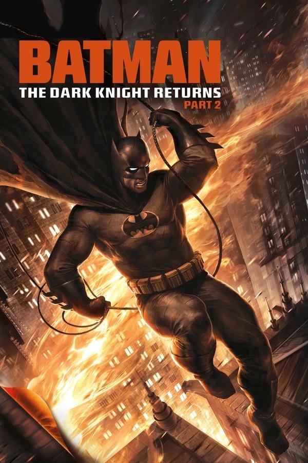 Batman: Návrat Temného rytíře, část 2. online