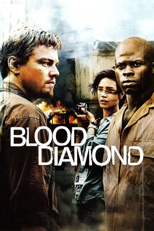 Krvavý diamant online