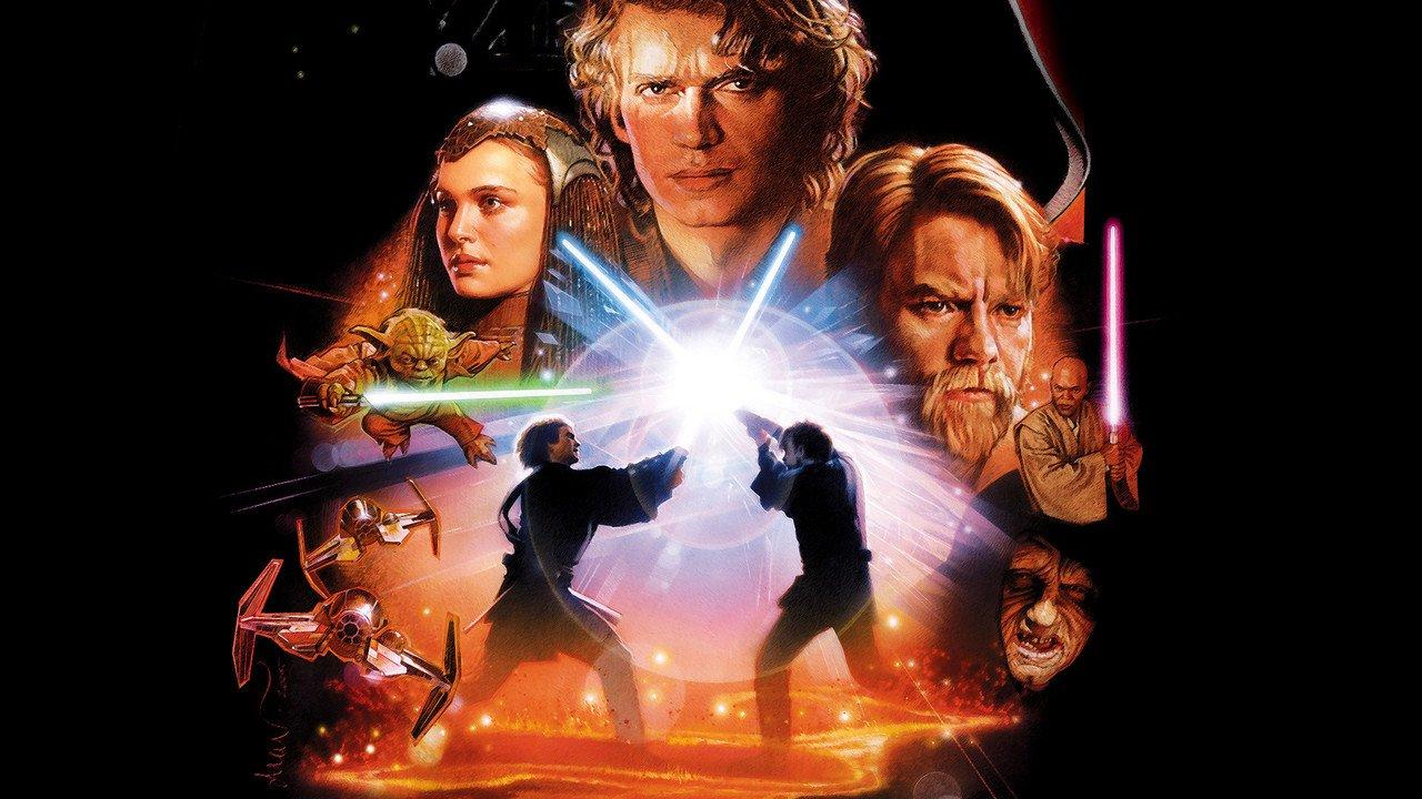 Star Wars: Epizoda III - Pomsta Sithů online