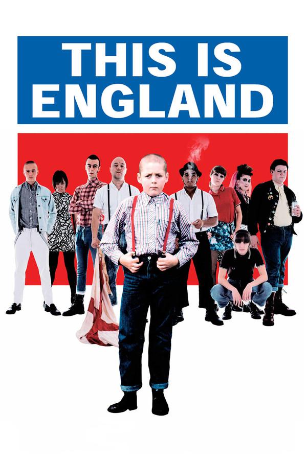 Taková je Anglie online