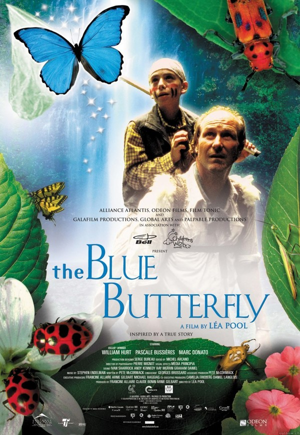 The Blue Butterfly online