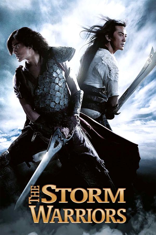Bojovníci bouře online