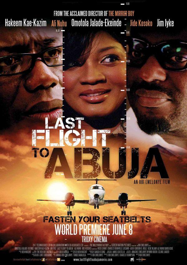 Last Flight To Abuja online