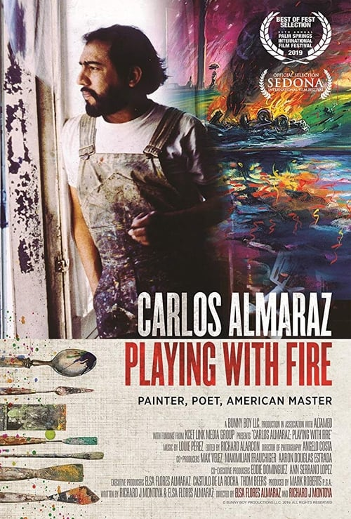 Carlos Almaraz: Playing with Fire online