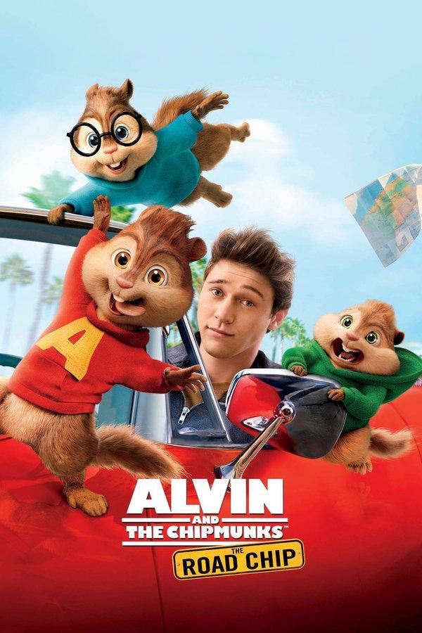 Alvin a Chipmunkové: Čiperná jízda - Tržby a návštěvnost