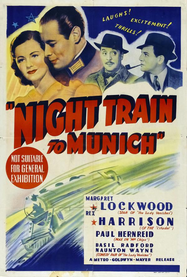 Night Train to Munich online