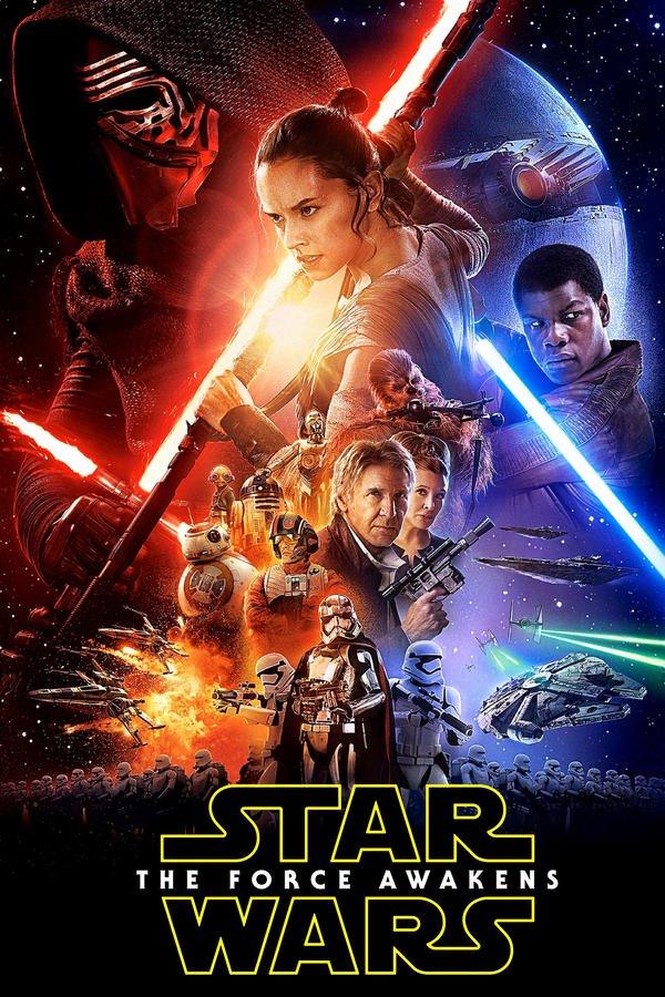 Star Wars: Sila sa prebúdza online