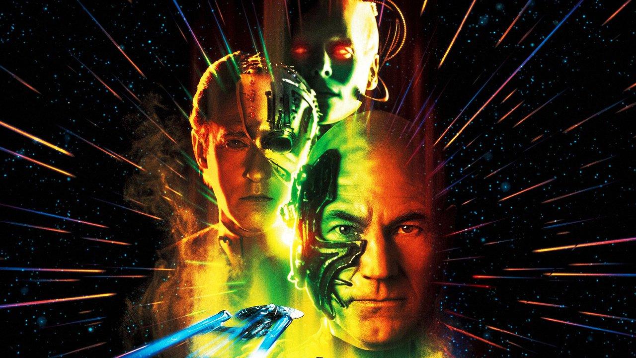 Star Trek VIII: První kontakt online