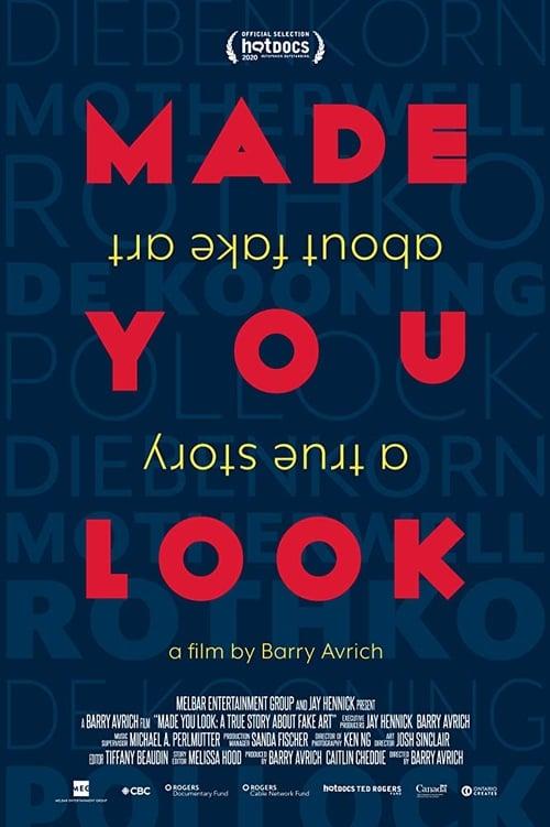 Made You Look: Příběh padělaných uměleckých děl online