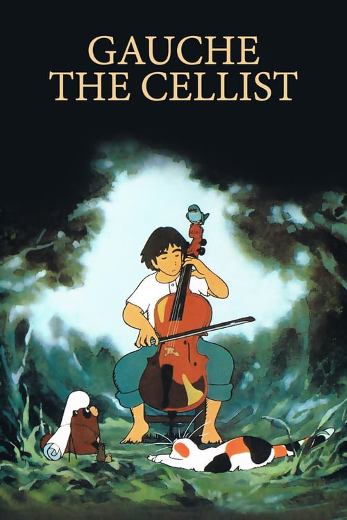 Gauche the Cellist online