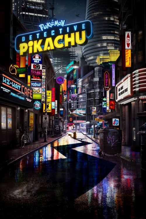 Pokémon: Detektiv Pikachu online