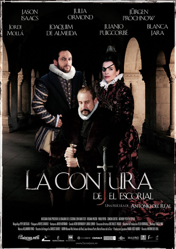 Konspirace v El Escorialu online